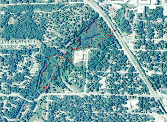 Mona Lake Parcels
